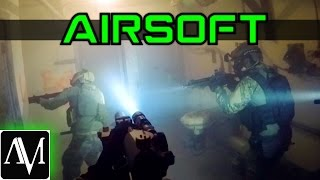 NUCLEAR FACILITY HOSTAGE RESCUE pt.1 - AIRSOFT Faded Giant 4