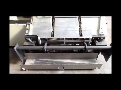 TIG Wire Straightening & Embossing Machine Super-500 Emb