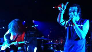 Fair to Midland - Coppertank Island (Live at Ferntree Gully Hotel, Melbourne: 17/MAY/2012)