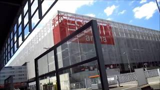 die letzten Tage der ESPRIT Arena vor der Namensänderung