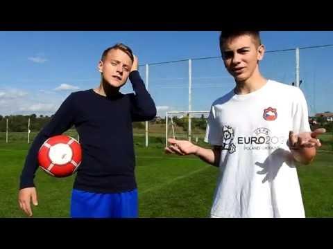 Penalty Challenge w/Tomáš