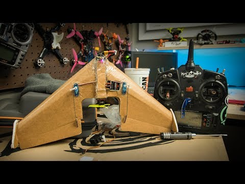 tiny-rc-plane-big-brick-wall--vlog0131