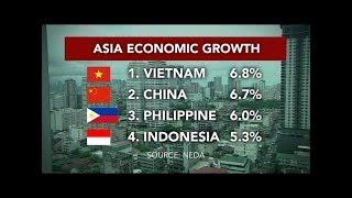 Philippine economy grows 6.0% in Q2 of 2018 according to NEDA
