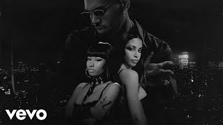 Chris Brown, Aaliyah, Nicki Minaj - Go Crazy [MASHUP]