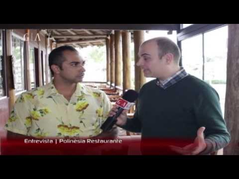 Gente e Atitudes - Polinésia Restaurante