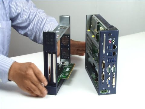 Modular Industrial PC