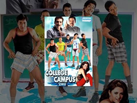 College Campus - Hindi Full Movie - Ashraf Khan, Ramnita Chaudhry - Popular Bollywood Movie