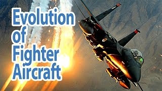 The Evolution Of Fighter Aircraft