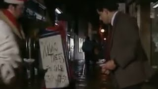 Мистер Бин, Рождественская ёлка