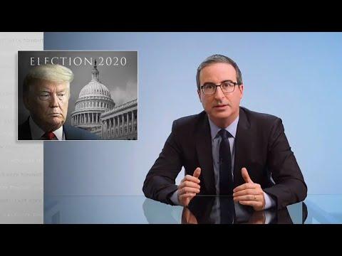 Trump a volební výsledky - Last Week Tonight