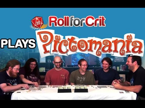 3...2...1... Draw! | Pictomania | Roll For Crit Playback