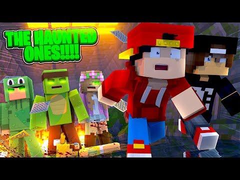 Minecraft Adventure - THE HAUNTED LITTLE CLUB!!!