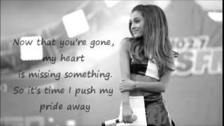 Ariana Grande - My Everything   Lyrics   iHeartRadio Concert Stream