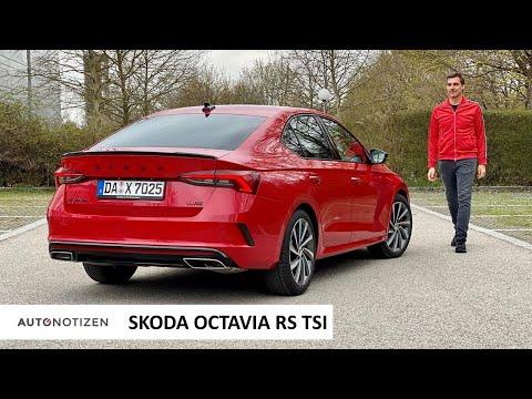 Skoda Octavia RS TSI Limousine (245 PS): Golf GTI mit Verlängerung | Test | Review | Autobahn | 2021