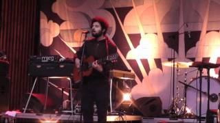 Junip (Jose Gonzales) - To The Grain, Liseberg, 2011