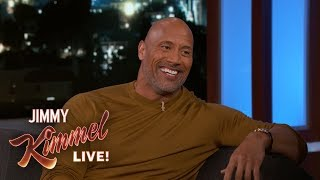 Dwayne Johnson Loves Buying People Cars