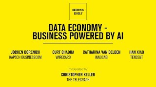 Data Economy - Business Powered By AI