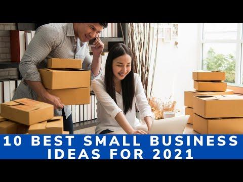 , title : 'Top 10 Profitable Small Business Ideas For 2021 - Best Entrepreneur Business Ideas