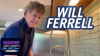 Handwashing Songs w/ Will Ferrell - #HomeFest