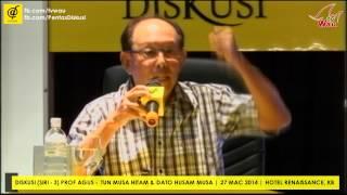 preview picture of video 'Memali Kembali | Mahathir ada di Kuala Lumpur, bukan di China - Tun Musa Hitam'