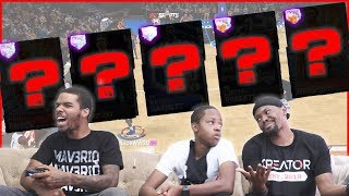FIVE Galaxy Opals On The Court At Once! (This Gets UGLY!) - NBA2K19 MyTeam Battles Ep.11