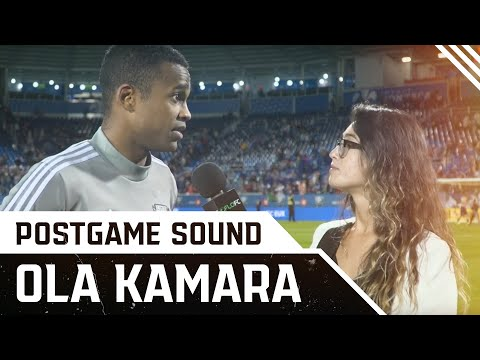 Ola Kamara Postgame   #MTLvDC