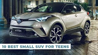 10 Safest Small SUV 2020 – Cheap SUVs For Teens !