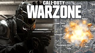 """Call Of Duty: WARZONE  Season 5 - 2 NEW Weapons, """"The Shadow Company,"""" & NEW Verdansk Map Glitch?"""