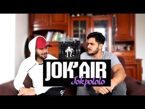 PREMIERE ECOUTE - JOK'AIR - Jok'pololo