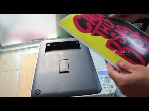 Trang trí văn phòng với máy in màu OKI C332dn - In đẹp chọn OKI