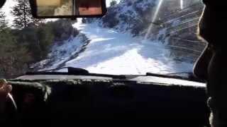 preview picture of video 'Karaman Yeşildere Köyü ,Nalıma mevkii Offroad'