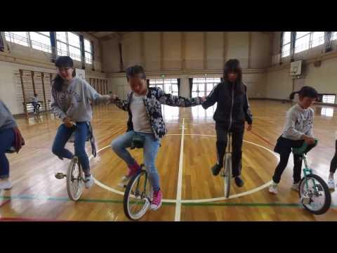 堺市立赤坂台小学校一輪車クラブ