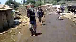 preview picture of video 'تهريب المازوت السوري الى تركيا عند قرية صنصرين'