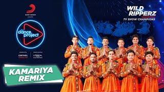 Kamariya - Remix   Wild Ripperz   Mitron   Darshan Raval