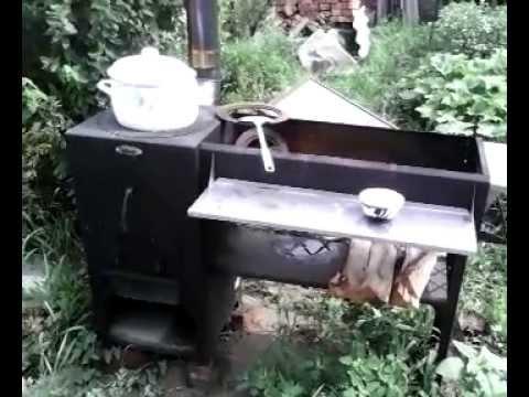 """Печь-мангал """"Бухара"""""""