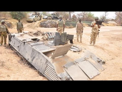 Download Nigerian Army Claims Victory Over Boko Haram In Borno Attack HD Mp4 3GP Video and MP3