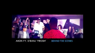 AKON Ft. D'banj - Frosh (Official Music Video) Teaser