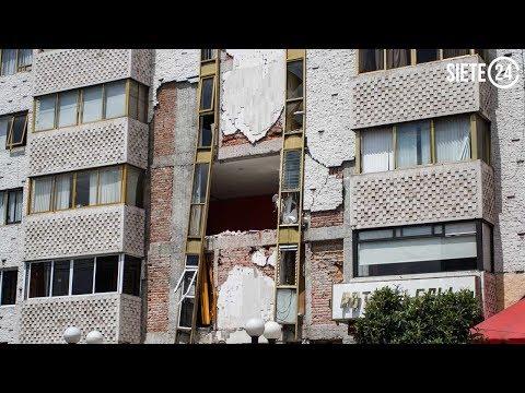¿Cómo comprar-vender un inmueble tras el sismo?