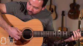 Tippin OM-T Acoustic Guitar - Played by Carl Miner