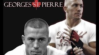 Georges St-Pierre Wrestling for MMA