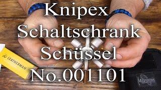 Knipex Schlüssel 001101 als EDC Erweiterung