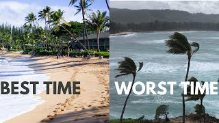 The Best Time to Visit Hawaii | Best Weather, Smallest Crowds, and Best Prices are in this Month
