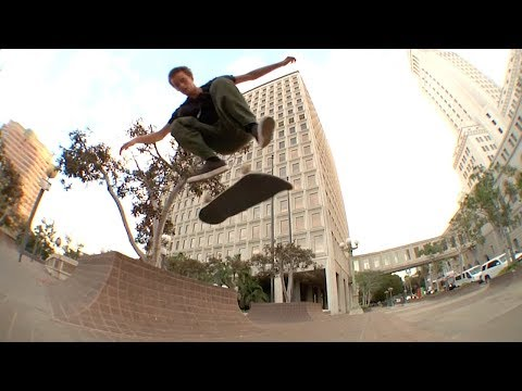 Rough Cut: Justin Drysen's HUF 002 Part