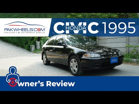 Honda Civic 1995 | Owner's Review | PakWheels