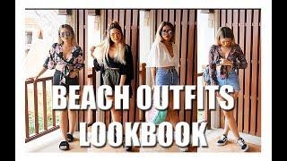 BEACH OUTFITS LOOKBOOK | Koh Samui | Brand Army | Arrestthisgal