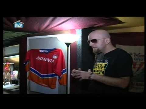 """Shavo Odadjian on """"They Did Not Expect Him"""" Show"""