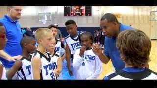 Texas Titans 4th Grade Basketball Team - Championship Run In Atlanta!!