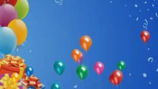 Video presentation for Mom's 60th birthday