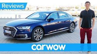 Audi A8 (D5) 2017 - dabar