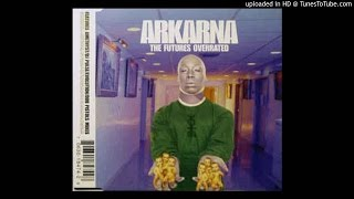 Arkana Future's Overrated [DJ Pulse Vocal Mix] Warner Music UK Ltd. ‎– SAM 2033, Fume ‎– SAM